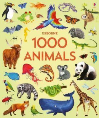 1000 Animals, Jessica Greenwell