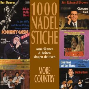 1000 Nadelstiche Vol.07,More Country, Diverse Interpreten