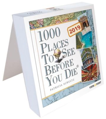 1000 Places To See Before You Die 2019, Patricia Schultz