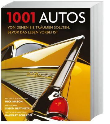 1001 Autos, Simon Heptinstall
