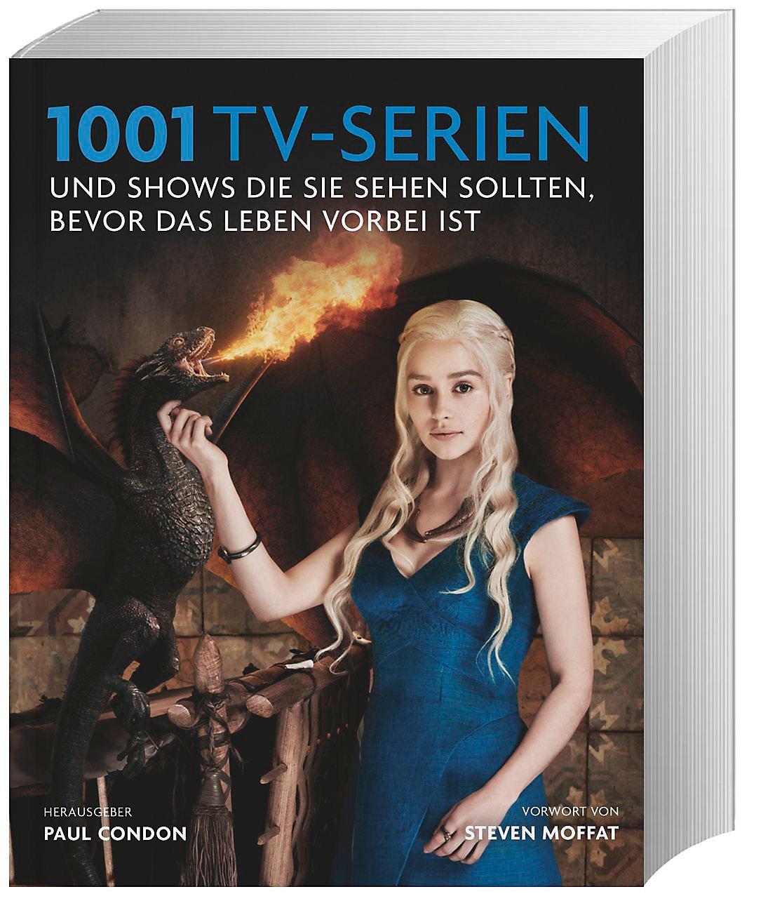 1001 Tv Serien Buch Jetzt Bei Weltbildde Online Bestellen