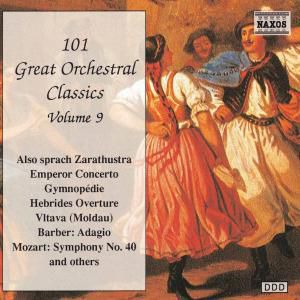 101 Great Orchester  Classics Vol.9, Diverse Interpreten