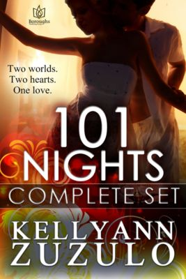 101 Nights: 101 Nights Box Set, Kellyann Zuzulo