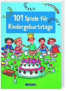 101 spiele f r kindergeburtstage buch bei bestellen. Black Bedroom Furniture Sets. Home Design Ideas