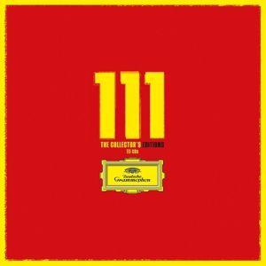 111 DG (Vol.1 & Vol.2) (Limited Edition, 111 CDs), Kleiber, Furtwängler, Karajan, Abbado