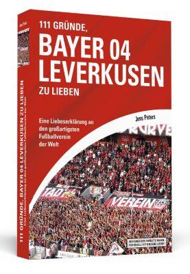 111 Gründe, Bayer 04 Leverkusen zu lieben, Jens Peters
