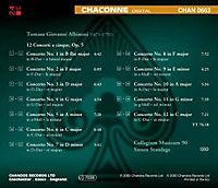 12 Concerti A Cinque Op.5 - Produktdetailbild 1