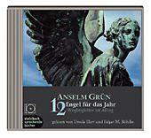 12 Engel für das Jahr, 1 Audio-CD, Anselm Grün