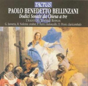 12 Kirchensonaten, I Solisti Dell Ensemble Respig