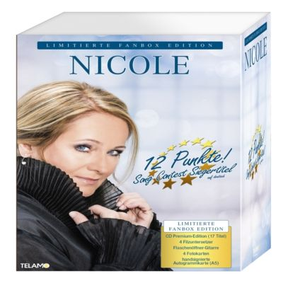 12 Punkte (Fanbox), Nicole