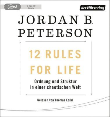 12 Rules For Life, Jordan B. Peterson