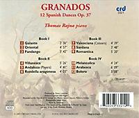 12 Spanische Tänze - Produktdetailbild 1