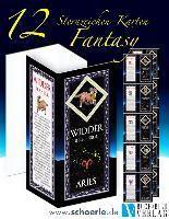 12 Sternzeichen-Karten Fantasy-Edition mit Sternzeichentexten, Hans-Joachim Schörle