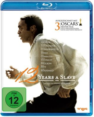 12 Years a Slave, Michael Fassbender Chiwetel Ejiofor