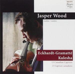 13 Kanadische Capricen, Jasper Wood