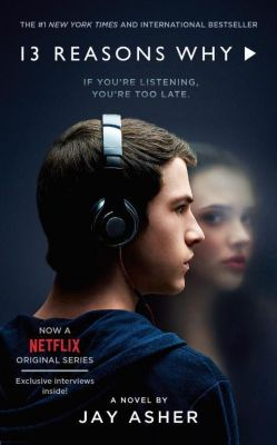 13 Reasons Why, Jay Asher