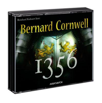 1356, Hörbuch, Bernard Cornwell