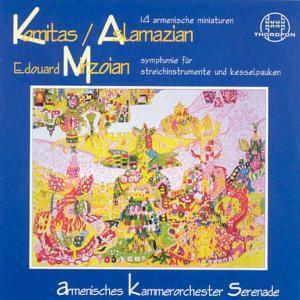 14 Armenische Miniaturen, Armenisches KO Serenade