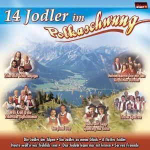 14 Jodler im Polkaschwung, Various