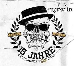 15 Jahre Deutschrock & SKAndale, Frei.Wild