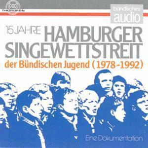 15 Jahre Hamburger Singwettstreit, Diverse Interpreten