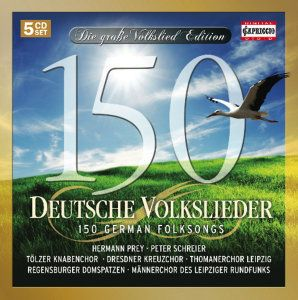 150 Deutsche Volkslieder, Various