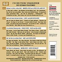 150 Deutsche Volkslieder - Produktdetailbild 1