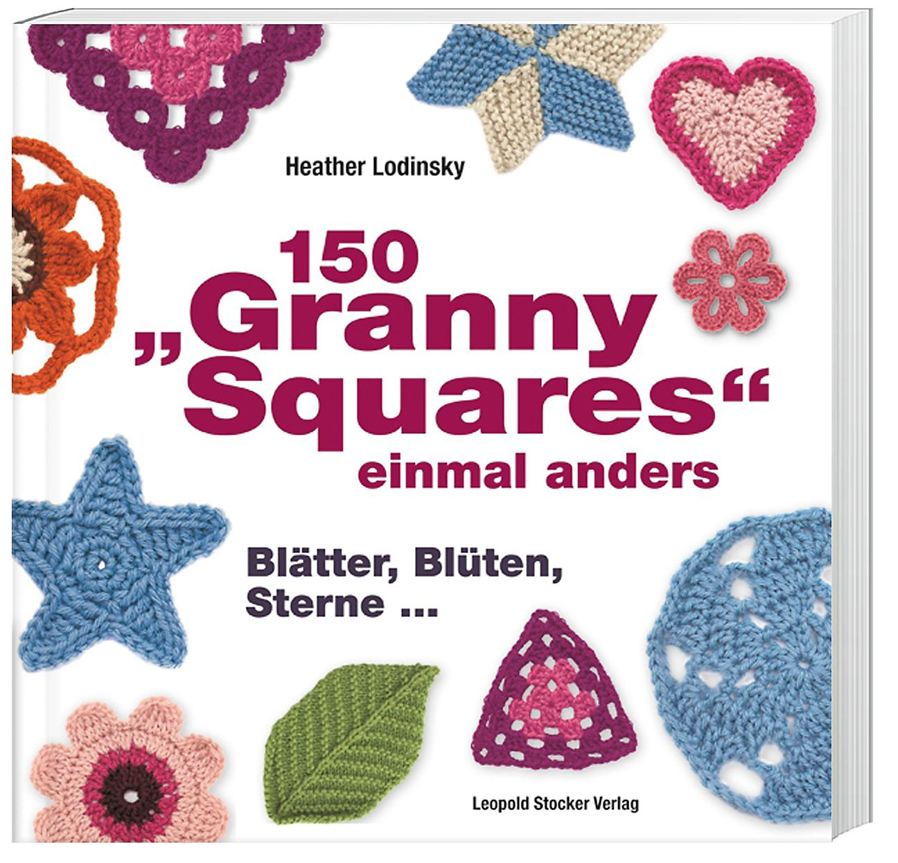 150 Granny Squares Einmal Anders Buch Portofrei Bei Weltbildde