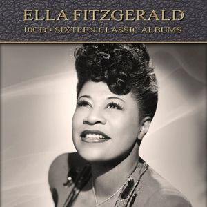 16 Classic Albums, Ella Fitzgerald