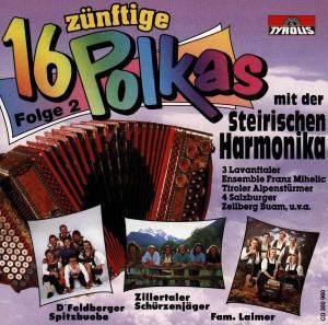 16 Zünft.Polkas M.Steir.Ha.2, Diverse Interpreten