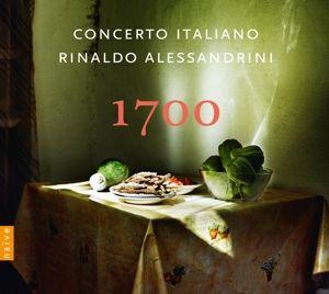 1700, Rinaldo Alessandrini, Concerto Italiano