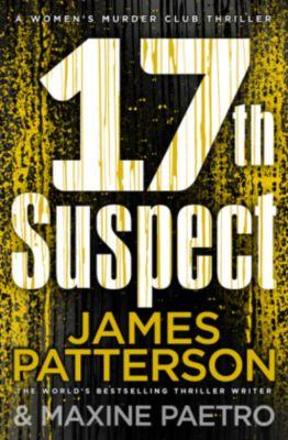 17th Suspect, James Patterson
