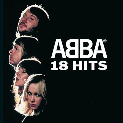18 Hits ABBA, Abba