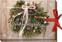 18 liebe Weihnachtsgrüße