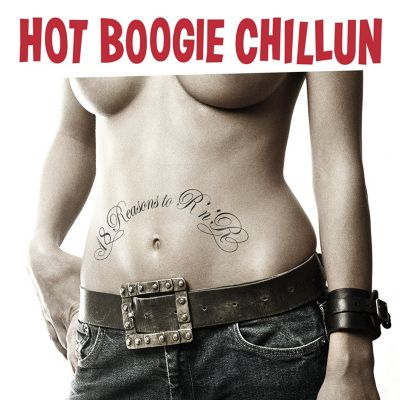 18 Reasons To Rock'N'Roll, Hot Boogie Chillun