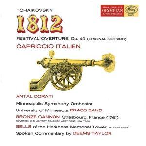 1812 (Mercury Living Presence Special Edition) (Vinyl), Antal Dorati, Mio