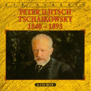 1840-1893, Peter Iljitsch Tschaikowsky