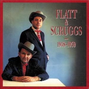 1948-1959   4-Cd & Book/Buch, Flatt & Scruggs