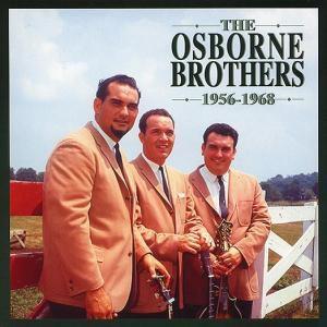 1956-1968   4-Cd & Book/Buch, The Osborne Brothers