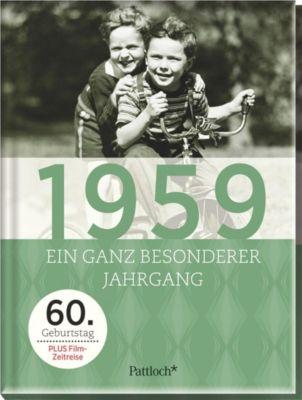 1959 - Ein ganz besonderer Jahrgang, 60. Geburtstag