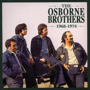 1968-1974   4-Cd & Book/Buch, The Osborne Brothers