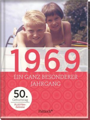 1969 - Ein ganz besonderer Jahrgang, 50. Geburtstag -  pdf epub