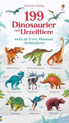 199 Dinosaurier und Urzeittiere, Hannah Watson, Fabiano Fiorin