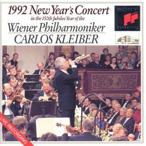 1992 New Year'S Concert In The 150th Jubilee Year, Diverse Interpreten