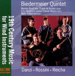 19th Century Music For Wind Instruments, Biedermeier Quintet