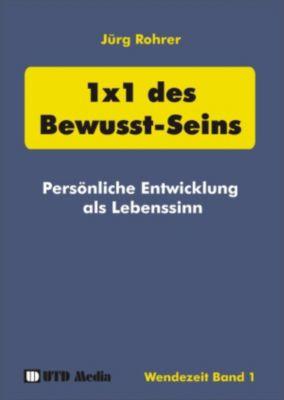 1x1 des Bewusst-Seins, Jürg Rohrer