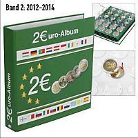 2 Euro Münzalbum Passende Angebote Jetzt Bei Weltbildde
