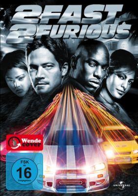 2 Fast 2 Furious, Tyrese Gibson,Eva Mendes,Ludacris Paul Walker
