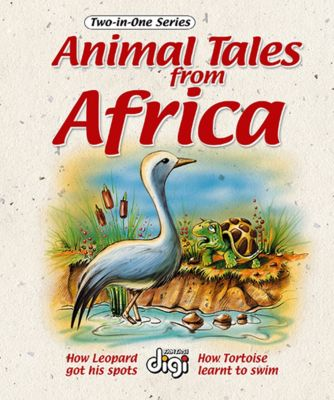 2 in 1 Animal Tales from Africa: Two-in-one: Animal Tales from Africa 2, Mirna Lawrence