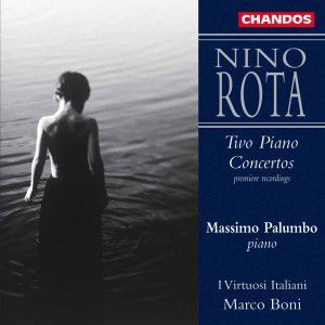 2 Klavierkonzerte, Palumbo, Boni, I Virtuosi Italia